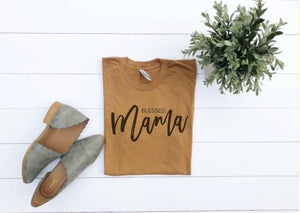 Mom Tshirt, Personalized Mom Shirt, Mother's Day Gift, Kids Name Shirt, New mom shirt, Custom Mother's Gift, Mother's Tshirt, New Mom, Mom