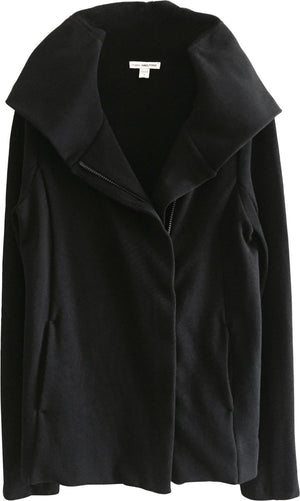 James Perse Zip Up Hoodie