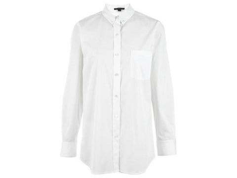 Theory Classic Long Sleeve Button Down