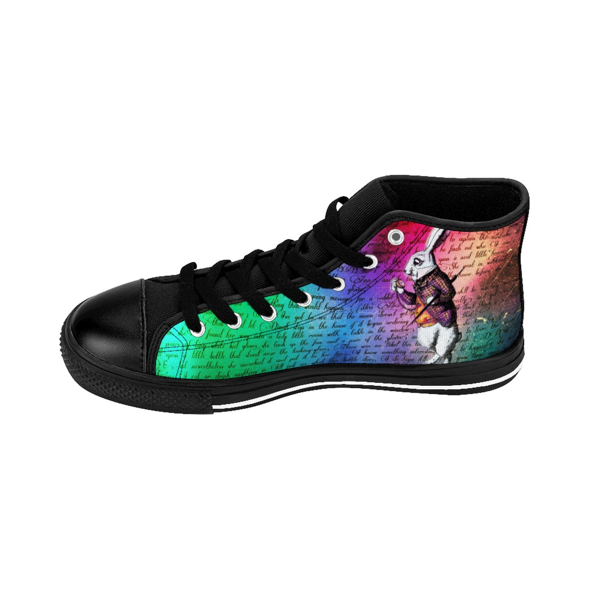 White Rabbit Men's Sneakers-Starry Meadows