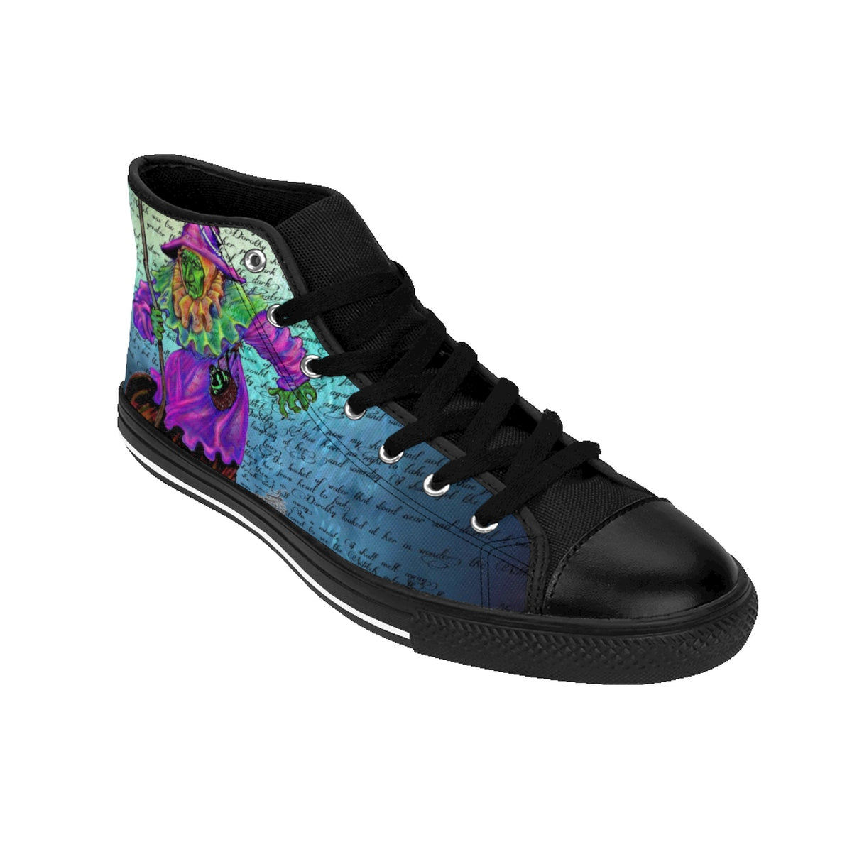Wicked Witch Women's Sneakers-Starry Meadows