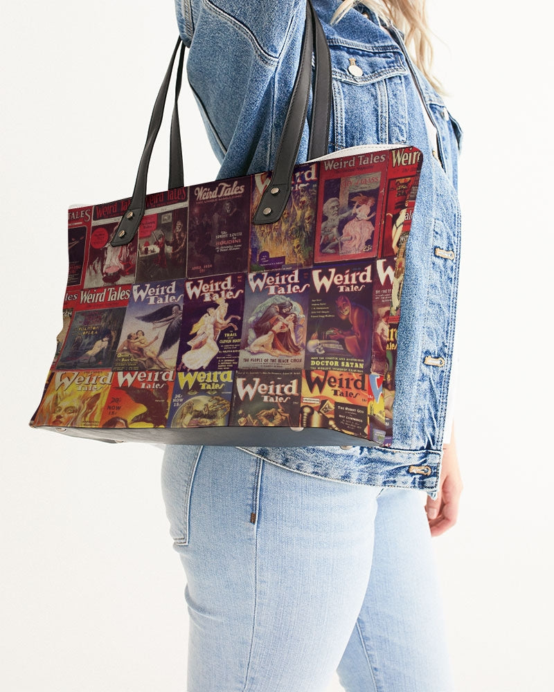 Weird Tales Stylish Tote-Starry Meadows
