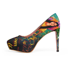 Tiger Lily Platform Heels-starry-meadows