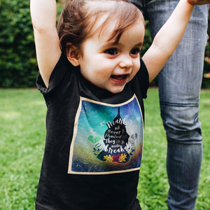 Tin-man Toddler Short Sleeve Tee-Starry Meadows