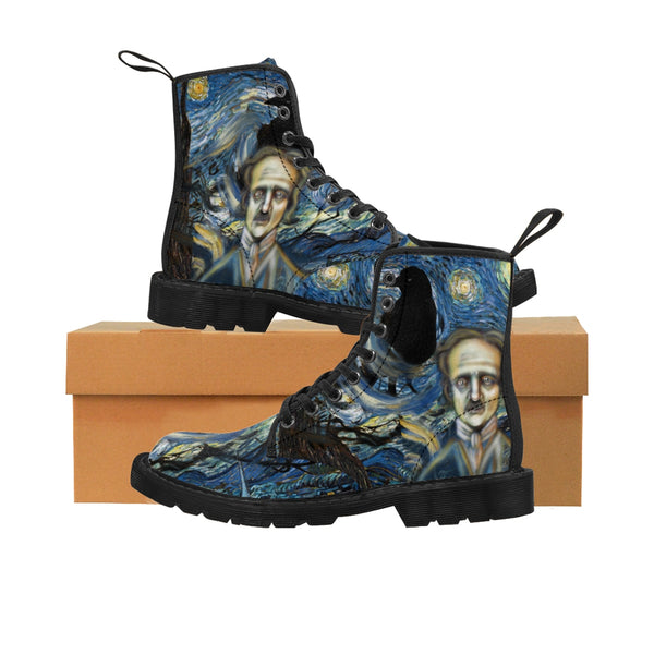 Starry Poe Men's  Boots-Starry Meadows