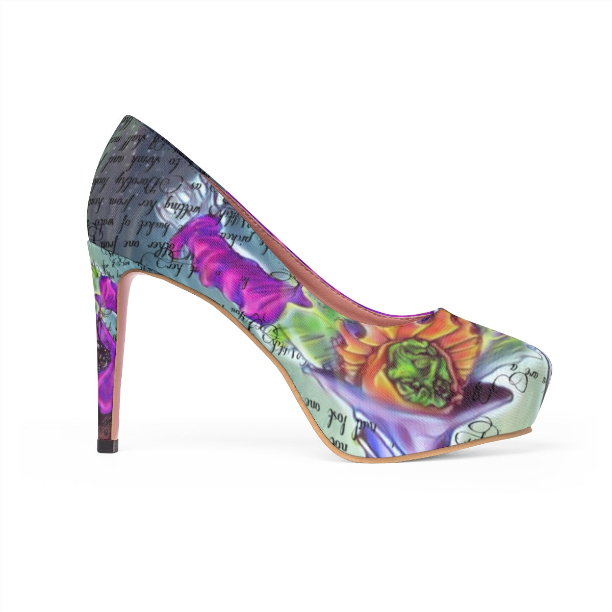 Wicked Witch Stiletto Pumps-Starry Meadows