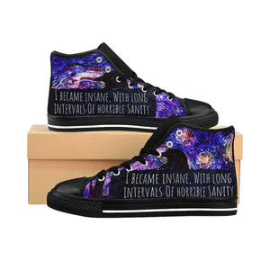 Insane Raven Women's Sneakers-Starry Meadows