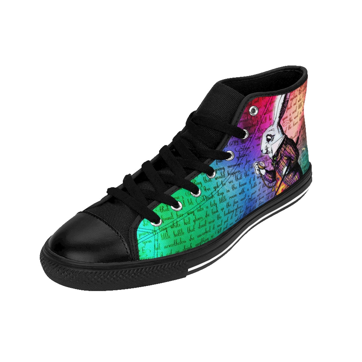 White Rabbit Women's Sneakers-Starry Meadows