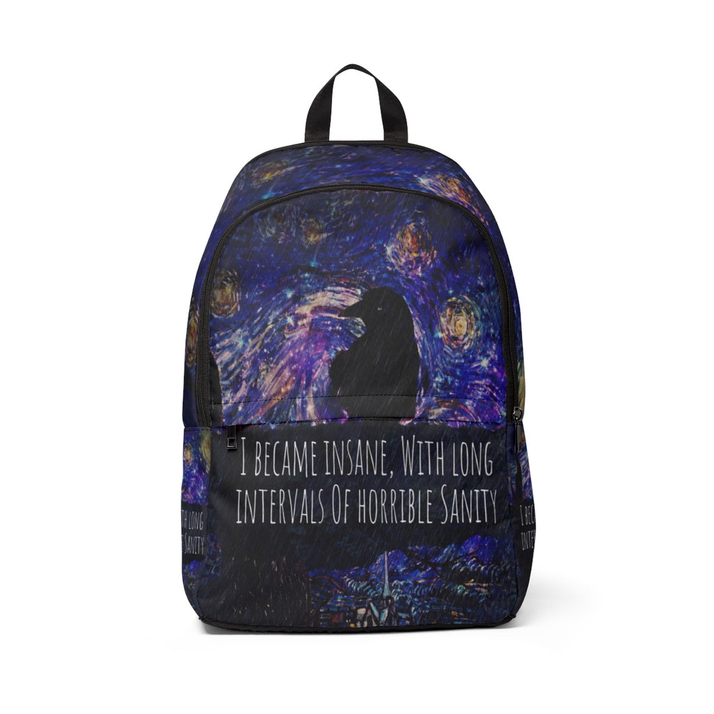 Insane Raven Backpack-Starry Meadows