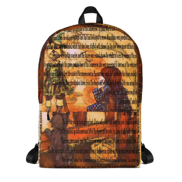 Wizard of Oz Backpack-starry-meadows