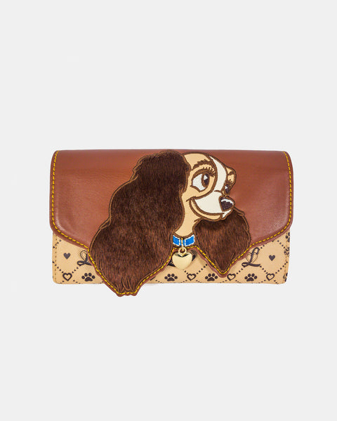 Disney Lady And The Tramp Wallet