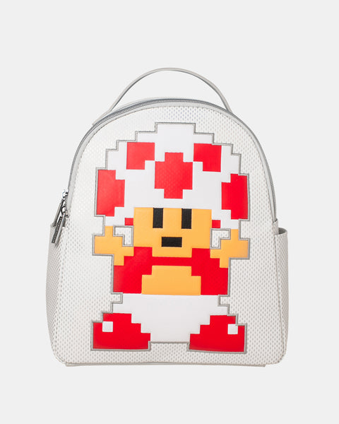 Super Mario Toad Backpack