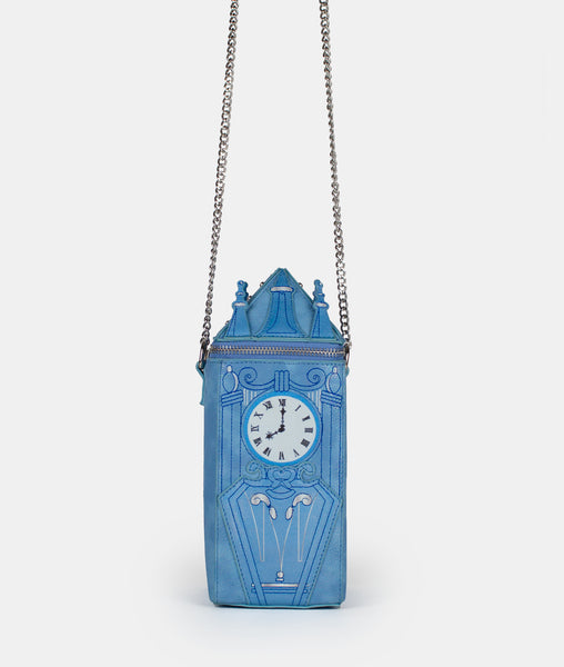 Cinderella Clock Tower Crossbody