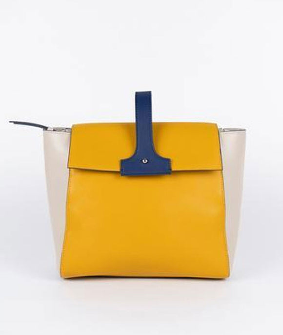 Milena Satchel with Convertible Backpack Strap