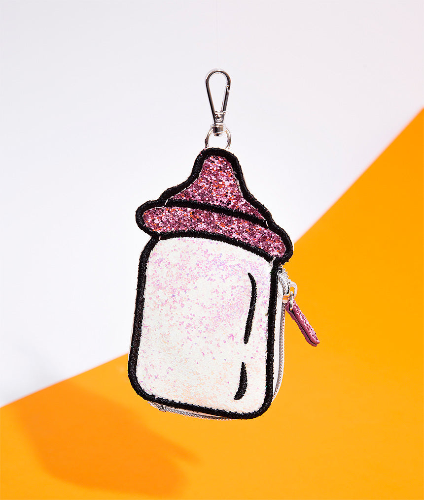 Baby Bottle Coin Case