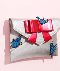 Cinderella Bird Clutch