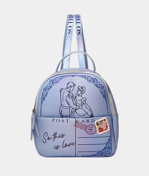 Cinderella's 70th Anniversary Love Letters Backpack