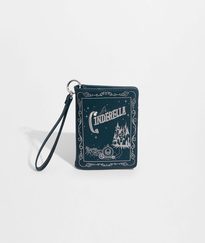Cinderella Passport Case/Wallet