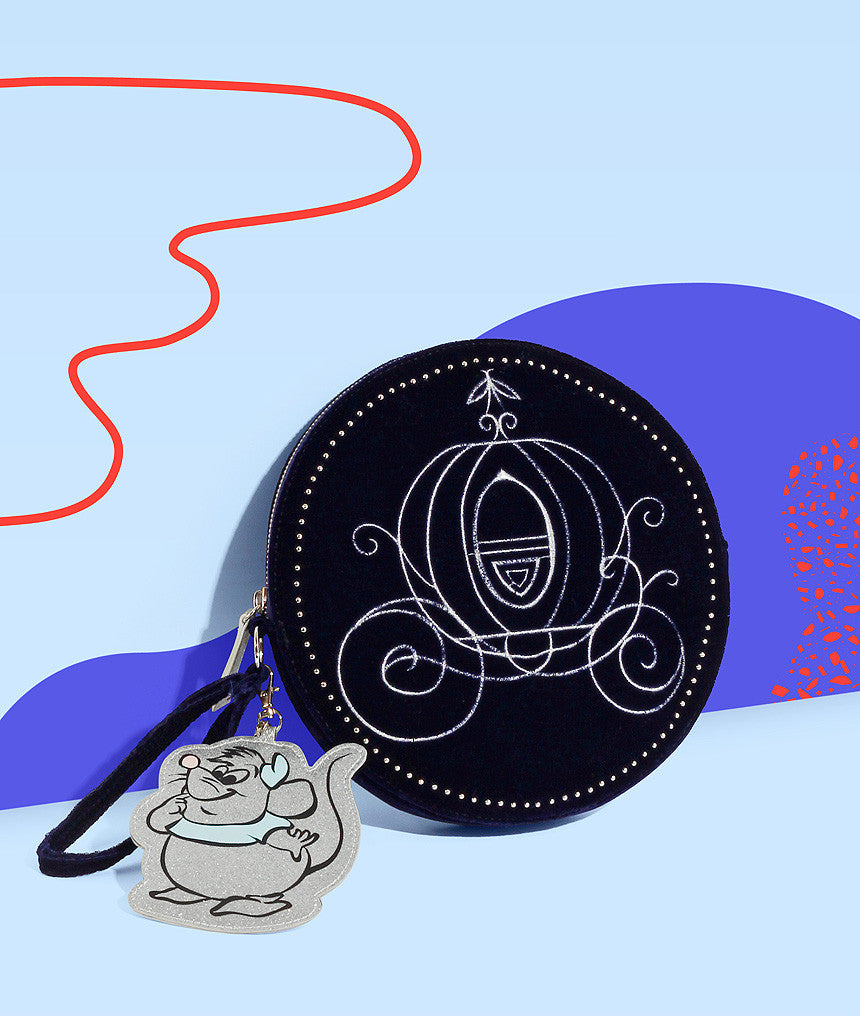 Cinderella Carriage Pouch