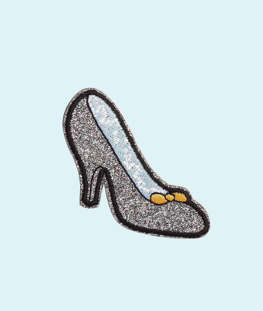 Cinderella Glass Slipper Sticker