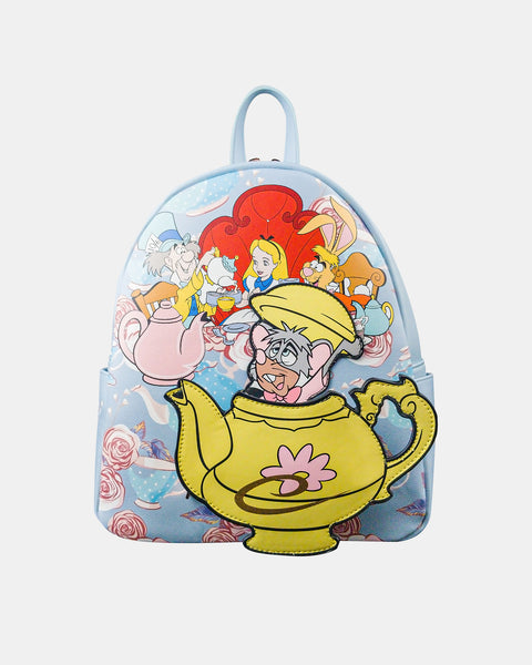 Alice in Wonderland Tea Party Backpack