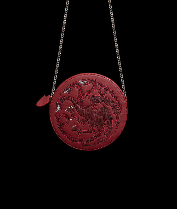 House Targaryen Crossbody Red