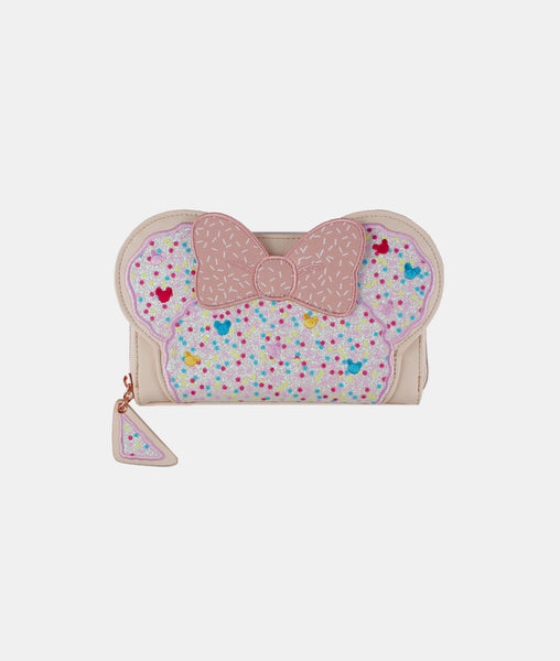 Minnie Mouse Fairy Bread Wallet
