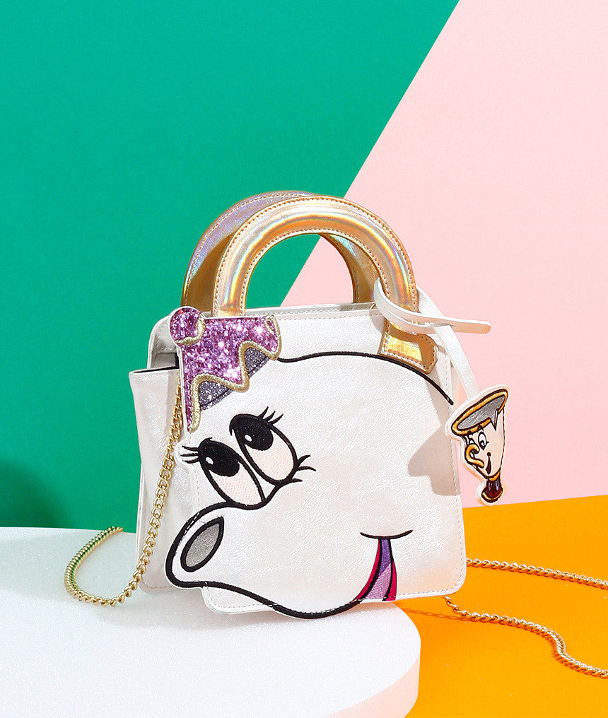 Mrs. Potts & Chip Crossbody