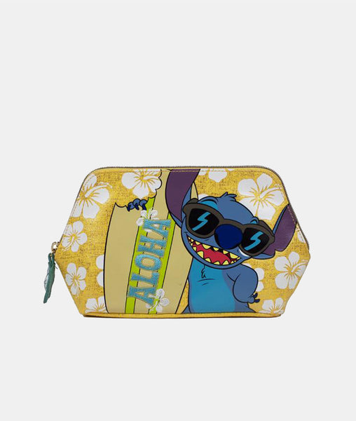 ALOHA STITCH COSMETIC CASE
