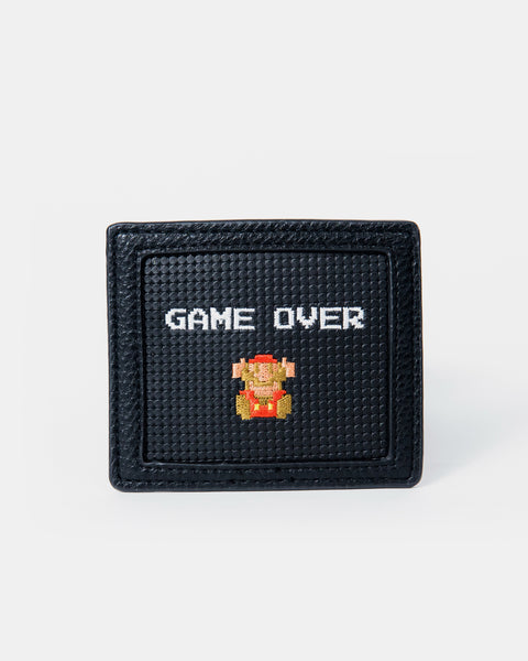 Super Mario Bros. Game Over Card Case