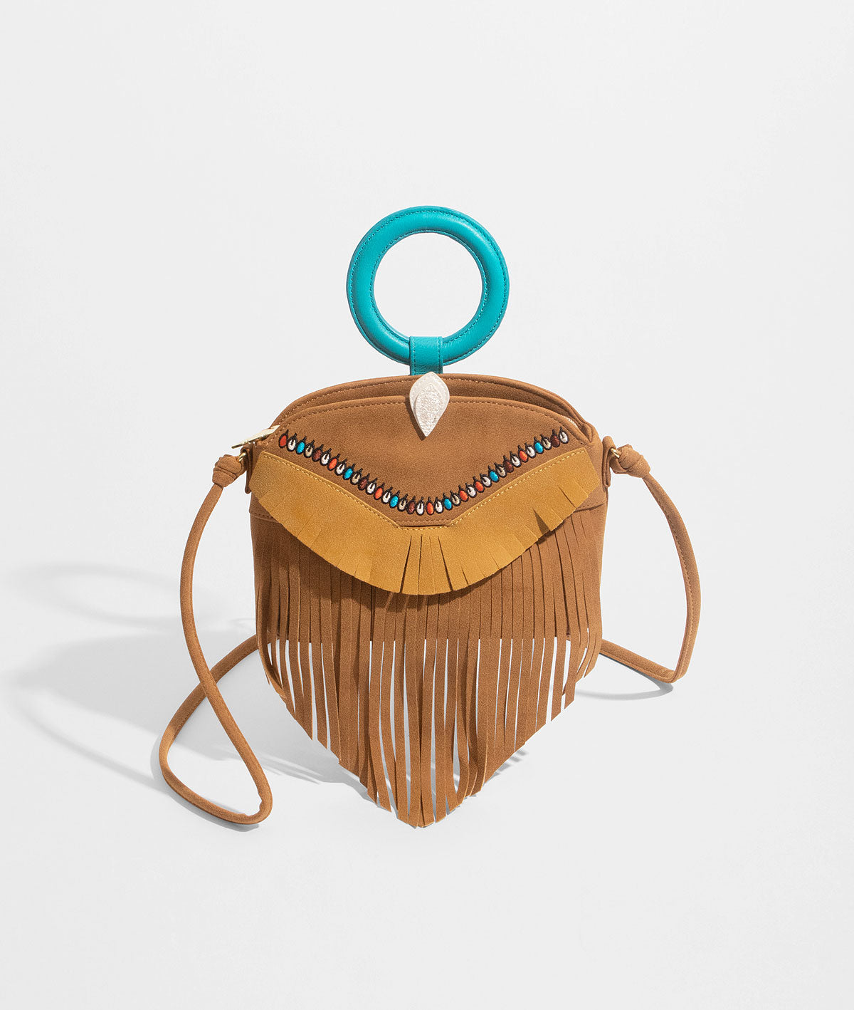 Pocahontas Dress Crossbody