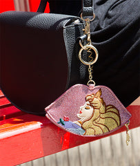 Sleeping Beauty Coin Purse