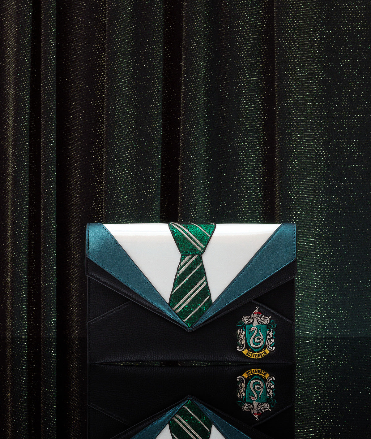 Slytherin Uniform Clutch