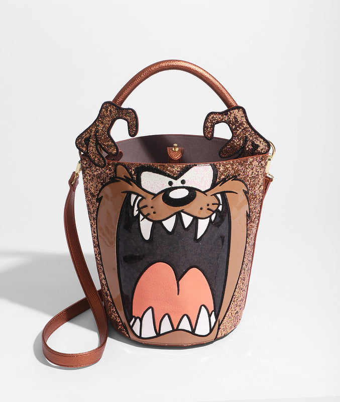 Tazmanian Devil Bucket Bag