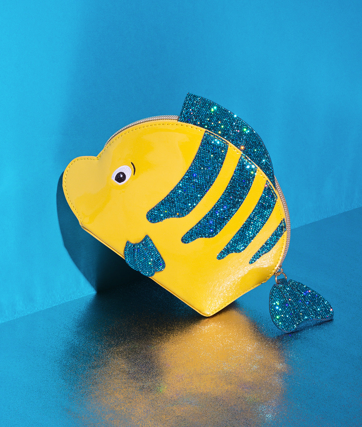 Flounder Cosmetic Case
