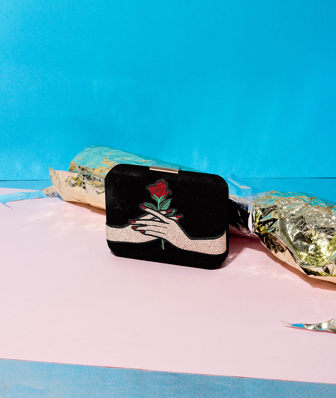 Sleeping Beauty Evening Clutch
