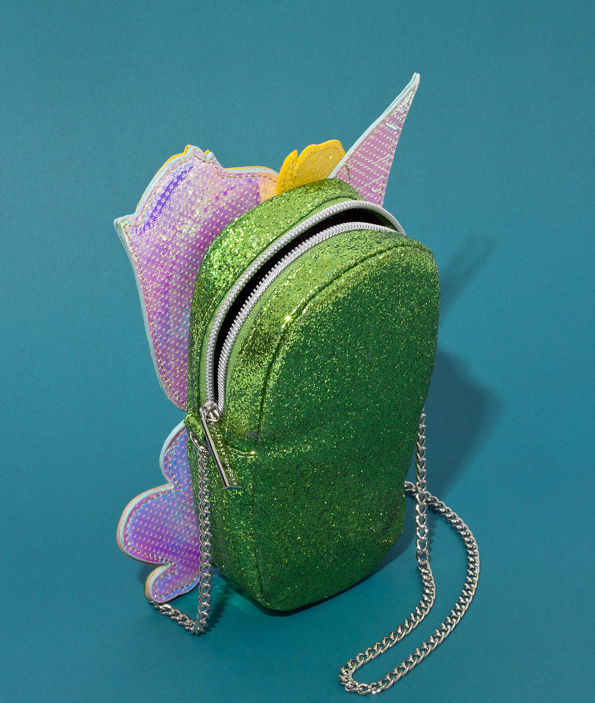 Tinker Bell Laughing Crossbody