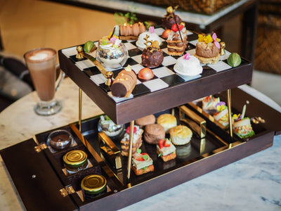 Royal Afternoon Tea at The Bakery - Review by Eat & Shout