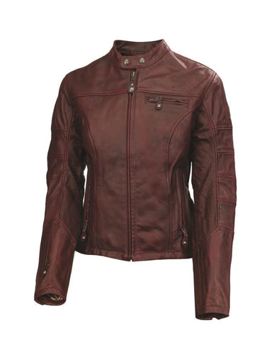 Maven Women's Leather Jacket