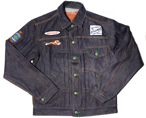 Left Field Muleskinner Jacket