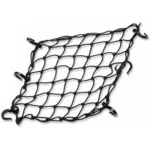 Adjustable Cargo Net Black