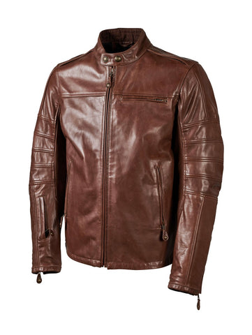 Signature Ronin Leather Jacket