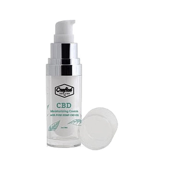Crafted CBD - Moisturizing Cream