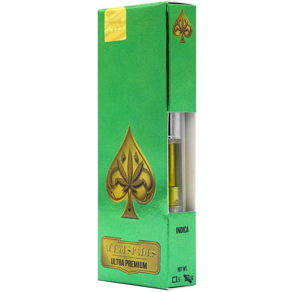 Ace of Spades Cartridge - House (Caramel Apple)