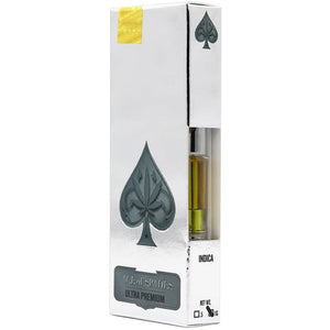 Ace of Spades Cartridge - Blancs de Blancs (Blueberry Kush)