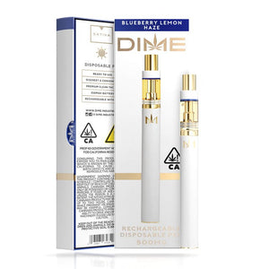 DIME 500mg Disposable - Blueberry Lemon Haze