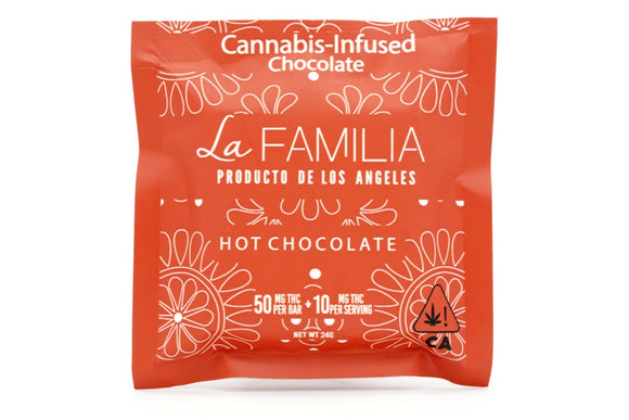 La Familia Chocolate - Hot Chocolate 50mg