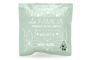 La Familia Chocolate - Menta 50mg