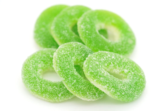Infused Creations - Apple Rings Sativa 150mg