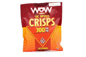 WOW Crisp Chips - Cheesy Cheese Sticks 300mg